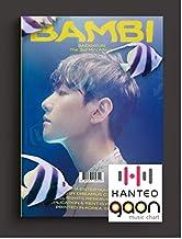 Exo Baekhyun - Bambi [Photobook Bambi ver.] (3º mini álbum) [Pré-pedido] CD + álbum de fotos + pôster dobrado + outros com...