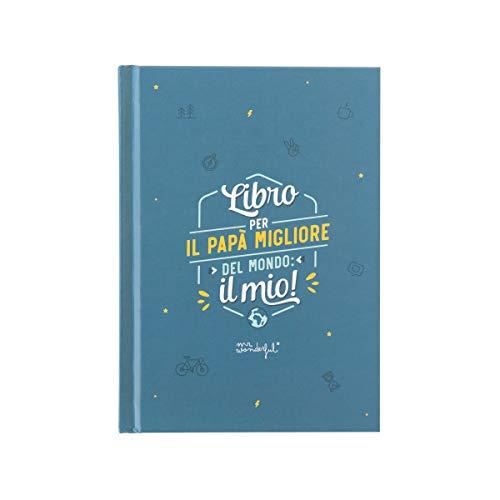 Mr. Wonderful Libro per il Papà Migliore del Mondo: il Mio!