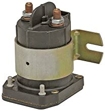 Cole Hersee 24812 12V Insulated Continuous Duty SPST Solenoid Heavy Service S.