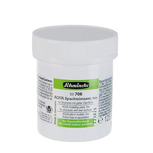 Schmincke Aqua Modelling Paste Fine 125ml Jar