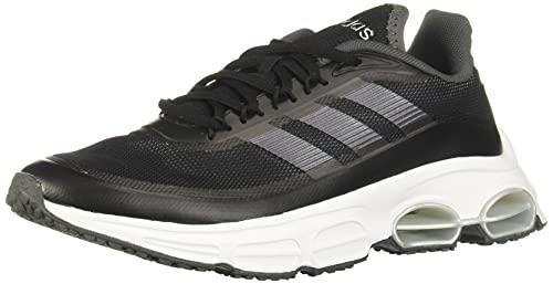 adidas QUADCUBE, Zapatillas Mujer, NEGBÁS/GRISEI/FTWBLA, 38 2/3 EU ⭐