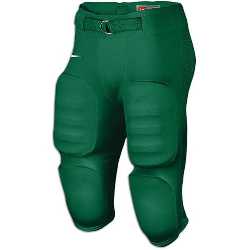 Men's Nike Defender Game Football Pant Dark Green White Size XXL