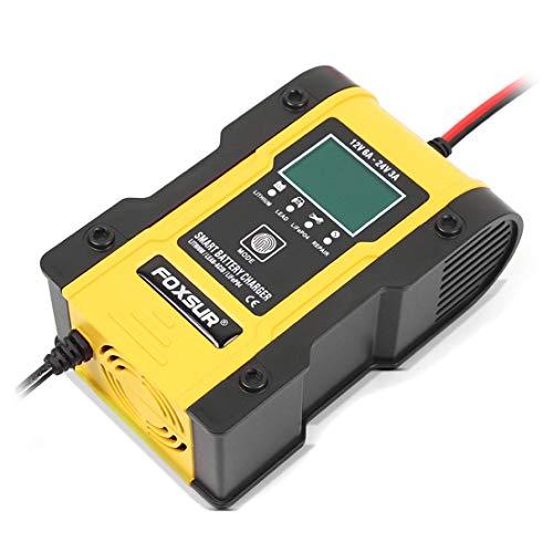 Batterie Ladegerät für Suzuki Gladius 650 Lithium/Blei 3,6A IO5