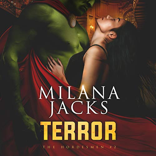 Terror audiobook cover art