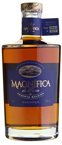 Magnífica Reserva Soleira Cachaça Rum (1 x 0.7 l)