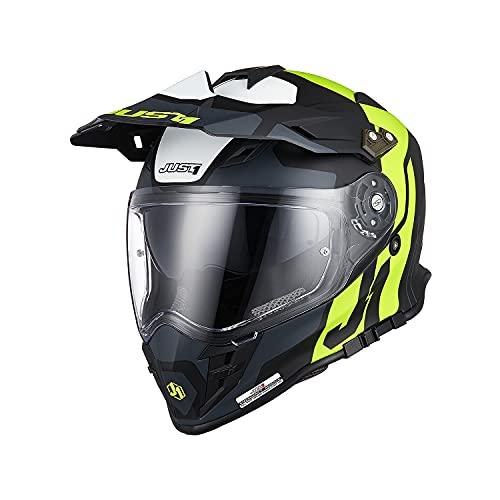 Origine Motocross Helm All Terrain Integralhelm ECE 22-05 Zugelassen für Helmprotektoren Für Downhill MTB Quad Enduro ATV