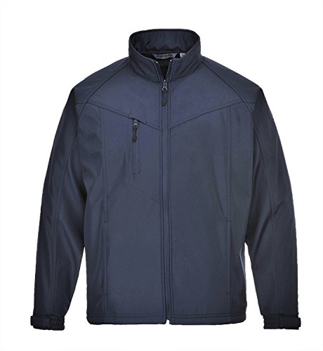 Portwest Oregon Soft Shell noir S