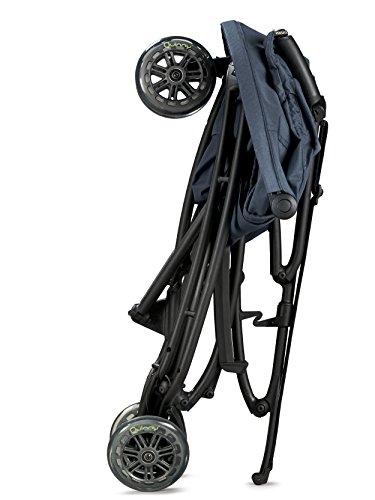 クイニーQuinny【日本正規品保証付】ジャズYezz3.0グレイロード3輪ベビーカー旅行用ベビーカー軽量コンパクトQNY76509270