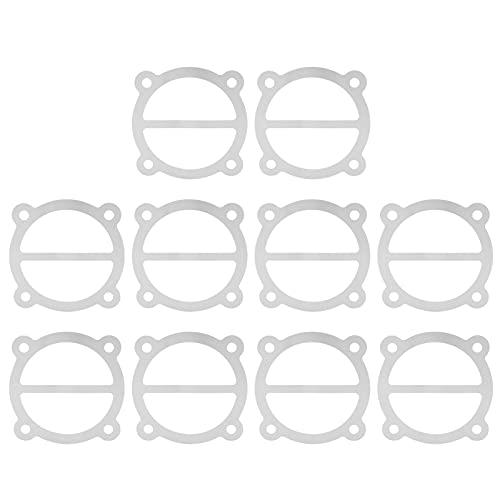 FECAMOS Junta de Bomba de Aire, Junta de Culata de Cilindro La Abertura del Cilindro de 65 mm es Resistente a la corrosión precisa para su instalación en Cilindros con un diámetro de 65 mm