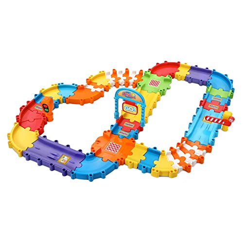 VTech Go! Go! Smart Wheels Track Pack