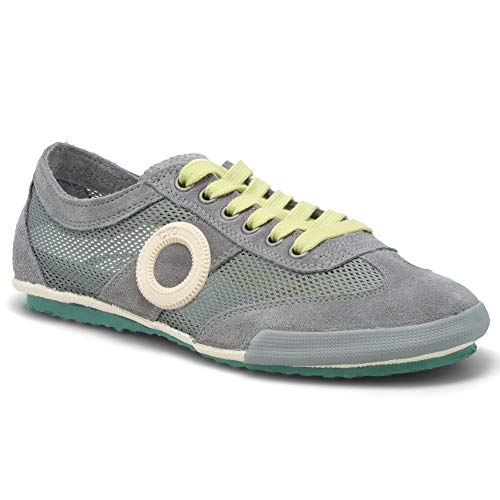 ARO Joaneta - Zapatillas deportivas para mujer, (Aluminio), 38.5/39 EU