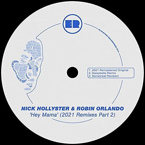 Nick Hollyster & Robin Orlando