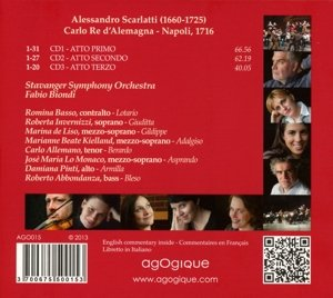Carlo Re'D Alemagna (3 CD)