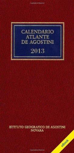 Calendario atlante De Agostini 2013. Con aggiornamento online