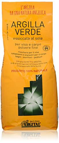 Arcilla verde fina - Argital cosmética natural - 2,5 kg