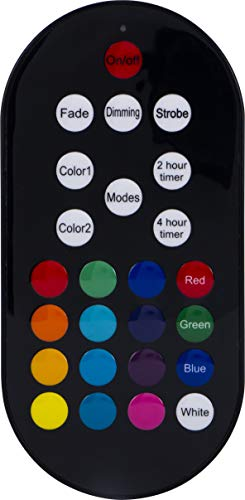 Enbrighten 39112 Replacement Remote, Black