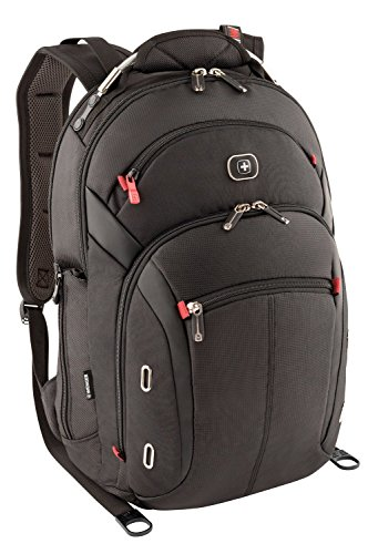 Wenger/SwissGear 600627 15 Backpack Black Bag for Notebook