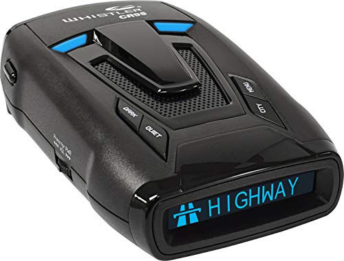 Whistler CR95 Maximum Performance Laser Radar Detector