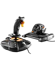 Thrustmaster T.16000M FCS Hotas Flight Stick and TWCS Throttle - PC