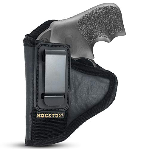 IWB Revolver Holster by Houston - Tuckable ECO Leather...
