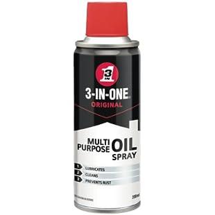 3 In One 200ml Oil Spray Aerosol