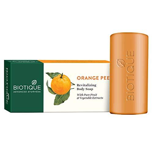 Biotique Orange Peel Body Cleansers 150g