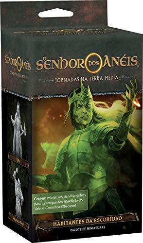 O Senhor dos Anéis: Jornadas na Terra Média - Habitantes da Escuridão, Galápagos Jogos, Black