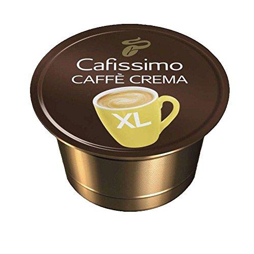 Tchibo Cafissimo Caffe Crema XL (Large Cup) (8 x 10 tazze) 80