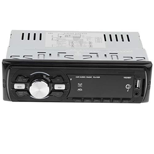 D DOLITY Bluetooth Stéréo Audio Voiture Bord FM Récepteur D'entrée SD USB MP3 Radio - #5