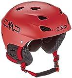 CMP XJ-3 Casco de esquí 38B4684, Unisex niños, Ferrari, S