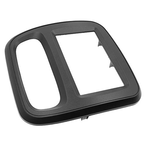 2Din radio de coche Fascia DVD Panel Dash Kit for Renault Trafic Opel Vivaro 2015 hasta Auto Estéreo Instalación del panel del tablero de instrumentos Marco Adaptador