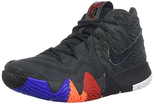 Nike Men's Kyrie 4 Basketball Shoes (11, Anthracite/Black)