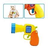 Weishazi Pistolet en plastique pour enfant Motif dessin animé