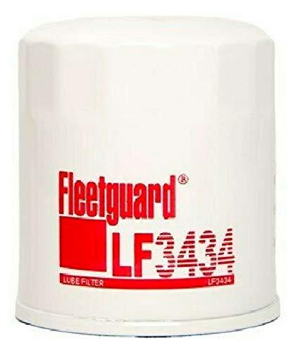 LF3434 Fleetguard Lube, Full-Flow Spin-On, Replaces Nissan 15208H8911, Kubota HHK70-14070, Donaldson P550711, Donaldson P550227, Baldwin B113