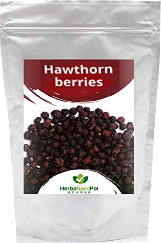 Weißdornfrüchte, Weißdornbeeren getrocknet, ganz Weißdorne 900g