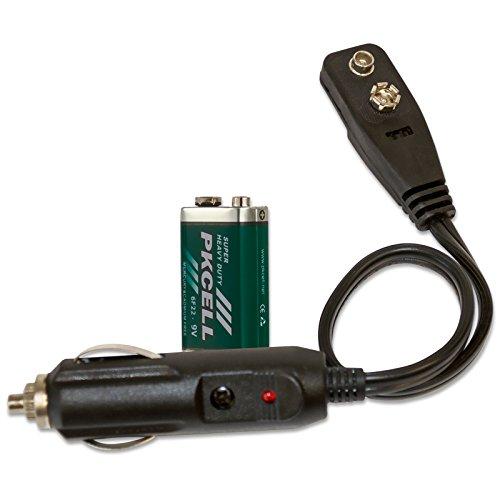 Preisvergleich Produktbild Panther Memory Saver Spannungserhaltungsgerät 12 V inkl. 9 V Block Batteriewechsel