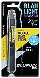 Blufixx* MGS Blaulicht-Reparatur Komplett-Set für Metall, Glas, Stein (Made in Germany)