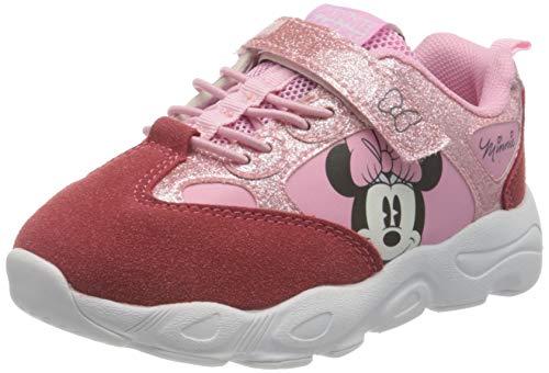 Cerdá Zapatillas Deportivas para Niña Minnie Mouse con Suela Ligera, Niñas, Rosa, 30 EU