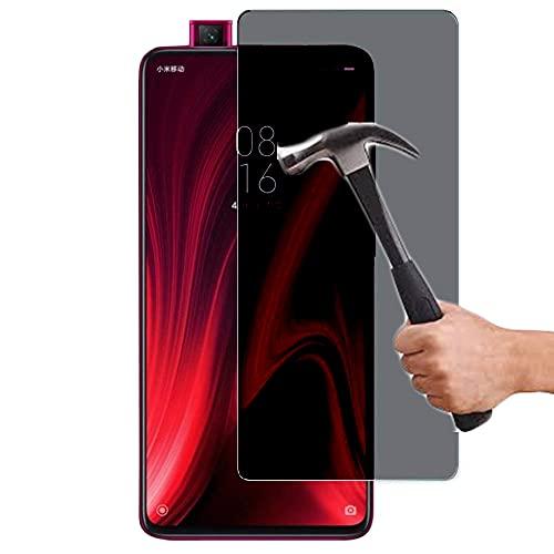 Lapinette Verre Trempé Compatible avec Xiaomi Mi 9T Anti Espion - Protection Ecran Verre Trempé Xiaomi Mi 9T Anti Espion - Filtre Confidentialité Verre Trempé