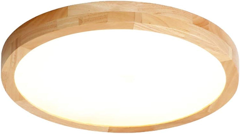 selección larga Luces Luces Luces de techo LED, lámpara de techo para montaje empotrado en interiores, para el dormitorio Sala de estar Lámparas de techo de madera acrílicas Pasillo de la cocina Oficina Escalera Comedor Techo re  artículos de promoción