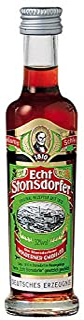 24 Flaschen Stonsdorfer Mini a 0,04L 32% vol Orginal Kraüterlikör