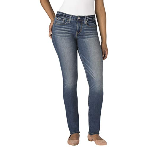 Signature-by-Levi-Strauss-Co-Womens-Modern-Skinny-Jean-Emily-16-Short