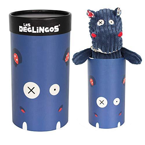 Les Déglingos Simply Hippipos l'Hippo 23cm