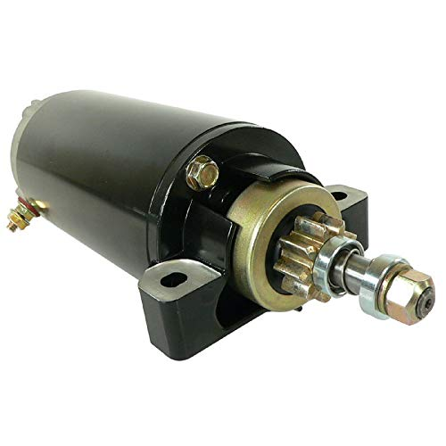 Price comparison product image DB Electrical SAB0168 New Starter For Mercury Mariner 40 50 60 Hp Outboard Marine 4 stroke 2001-2011, 50-859377T,  50-884044T,  50-888161T,  50-893888T,  10153440,  Mot3023,  5360,  18-6435 MOT3023 5360 5901