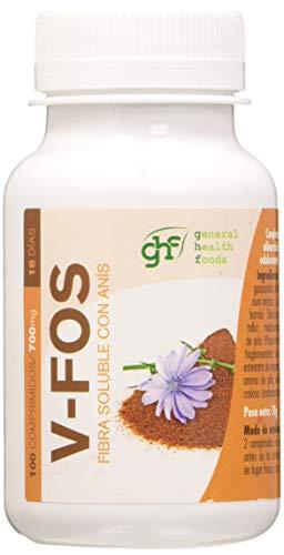 GHF Vientre Plano 700mg Complemento Alimenticio - 100 comprimidos (70 g)