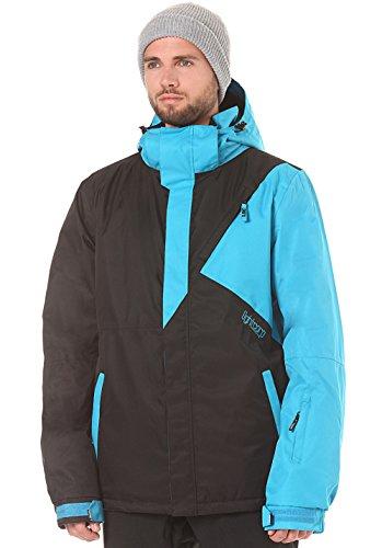 Light Veste fée Clochette/vêtement d'extérieur pour Homme Noir/Hawaiian Ocean FA 742–15 Taille XS