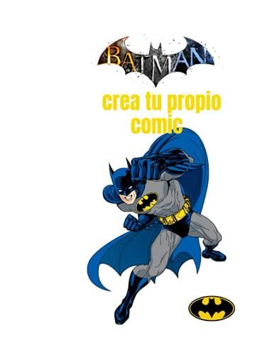 Batman crea tu propio cómic