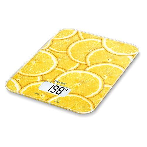 Beurer KS 19 Bilancia da Cucina, Lemon