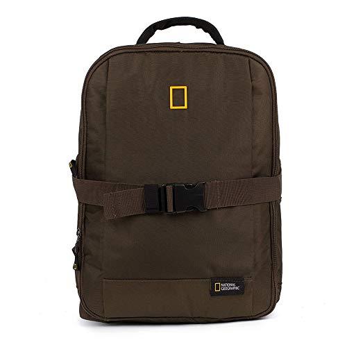 National Geographic Recovery Laptop-Rucksack, Khaki