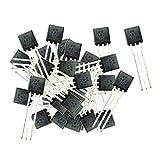 perfk パワートランジスタ 半導体 300V 500mA 625mw PNP 100個セット
